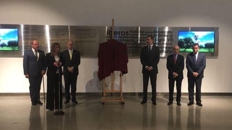 El alcalde de Jaén destaca la importancia de la apertura del Museo de Arte Íbero para la ciudad