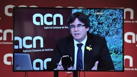 """Puigdemont: """"No queremos ni un nuevo Estatuto ni una reforma de la Constitución"""""""