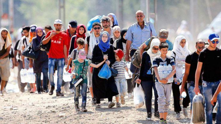 Llegan a España procedentes de Grecia 27 refugiados, de los que 18 son iraquíes y 9 sirios