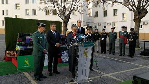 Tercer gran golpe contra el narcotráfico en sólo 15 días tras la incautación en Valencia de 520 kilos de cocaína