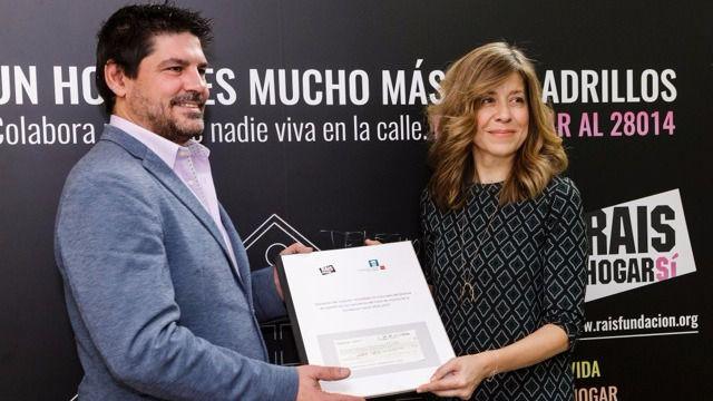 La Fundación Canal dona a RAIS la recaudación de sus conciertos de la temporada 2016/17