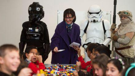 """Los aficionados al mundo de Star Wars y LEGO disfrutarán con la muestra """"StarBricks. Los últimos Jedi en Pozuelo"""""""