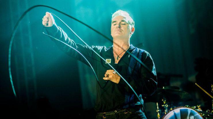 'Low in High School' es lo nuevo de Morrissey