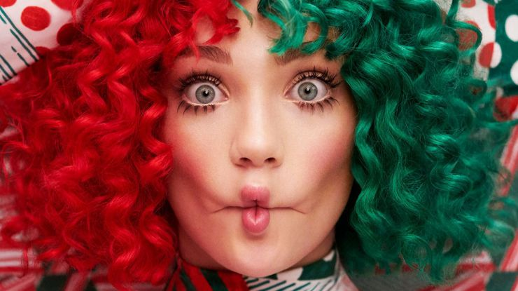 Cada día es Navidad con Sia