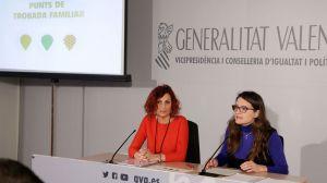 Igualdad impulsa una nueva red de Puntos de Encuentro Familiar