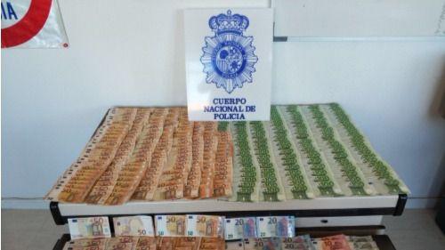 La Policía Nacional recupera más de 900 piezas de quesos, embutidos y jamones ibéricos robados