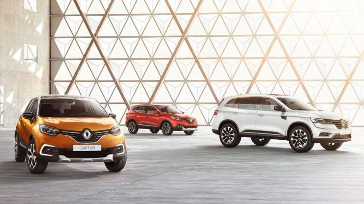 Renault repite liderazgo en España en 2017
