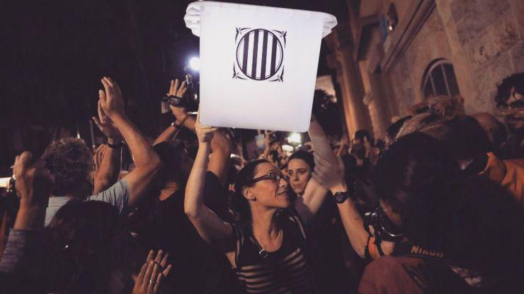 Nefasto presente y esperpéntico futuro catalán