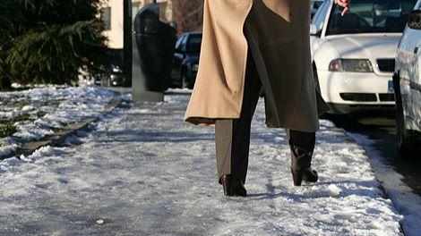La Comunidad recomienda a los ayuntamientos de tomar medidas para garantizar la movilidad tras las heladas