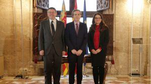 Joan Maria Tamarit toma posesión de su cargo como secretario general del CJC