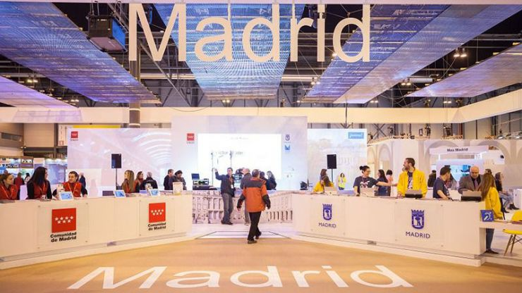 La Comunidad de Madrid apuesta por la cultura y el turismo activo en la nueva edición de FITUR