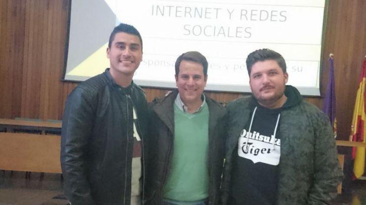El Ayuntamiento de Jaén colabora en las charlas sobre
