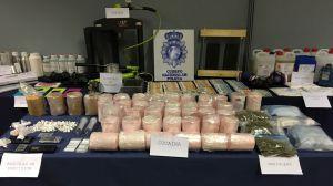 Nuevo golpe al narcotráfico