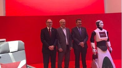 Joan Ribó promociona valencia como destino de calidad en Fitur 2018