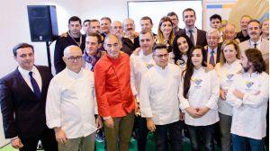 Chefs de prestigio internacional avalan en FITUR la candidatura de Almería a Capital Española de la Gastronomía 2019