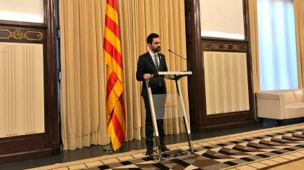Torrent propone a Puigdemont como candidato a la investidura