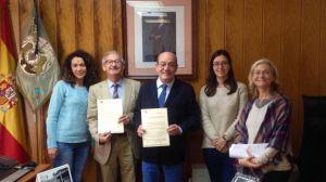 El Escorial colabora con el proyecto ALDICAM-CM