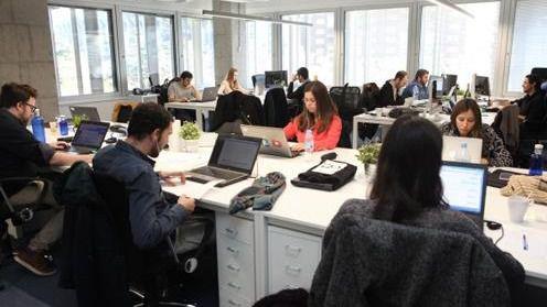 El número de ocupados roza los 19 millones al cierre de 2017