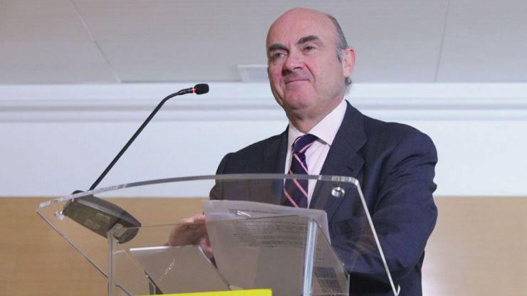 El Gobierno de España presenta a Luis de Guindos como candidato a la vicepresidencia del BCE