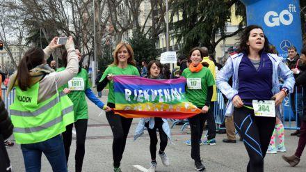 Madrid corre por desplazados reales bajo el lema #CorroPorTi