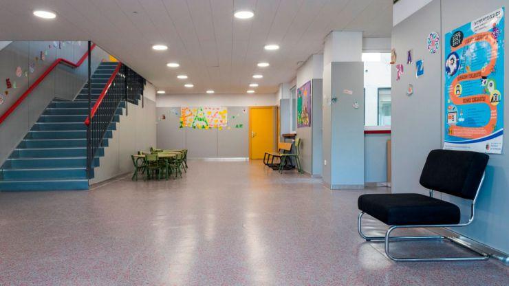 El colegio San José Obrero de Pozuelo luce nueva imagen