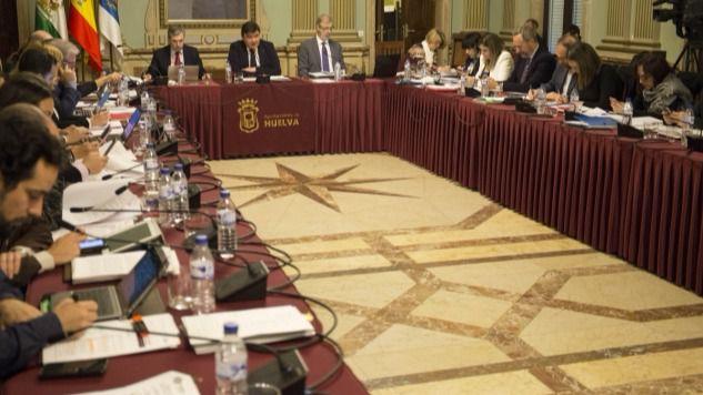 El Pleno abordara el pago de 7,5 millones para que Hacienda levante el embargo sobre el Recreativo en Huelva