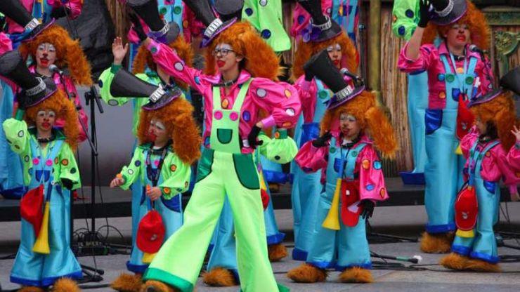 Este sábado, Collado Villalba celebra el gran Desfile de Carnaval