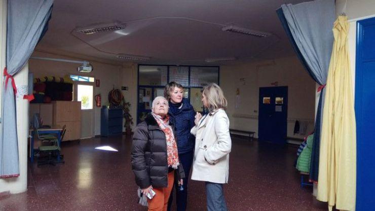 El Ayuntamiento de Sevilla culmina la obra de mejorar la climatización en los colegios Huerta del Carmen, Aníbal González y Martín de Gainza