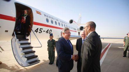 Juan Ignacio Zoido: 'España mantendrá el apoyo que anualmente venimos prestando a Mauritania en el control de fronteras'