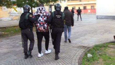 Desarticulado un grupo criminal itinerante especializado en robos violentos con armas de fuego