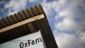 Oxfam busca un rápido lavado de imagen
