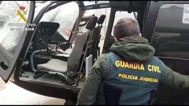 Cae una organización criminal dedicada al tráfico internacional de drogas