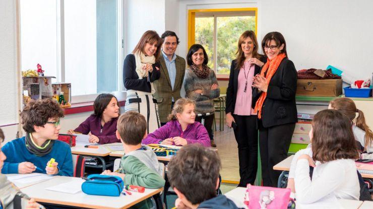 Pozuelo ha invertido en el último año cerca de 800.000 euros en las obras de mejora de siete colegios públicos