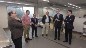Rey defiende extender la Formación Profesional Dual para conectar mejor la Educación con el tejido productivo local