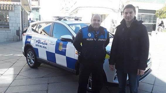 Más Policía y más sostenibilidad ambiental en Soto del Real