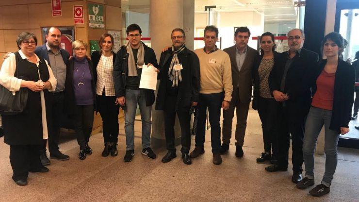 PSOE y Somos Pozuelo respaldan en la Asamblea de Madrid la PNL para proteger el Monte de Pozuelo