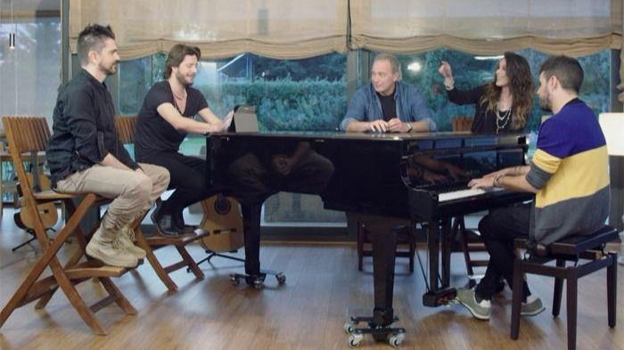 Pablo López vuelve en solitario a 'Mi casa es la tuya'
