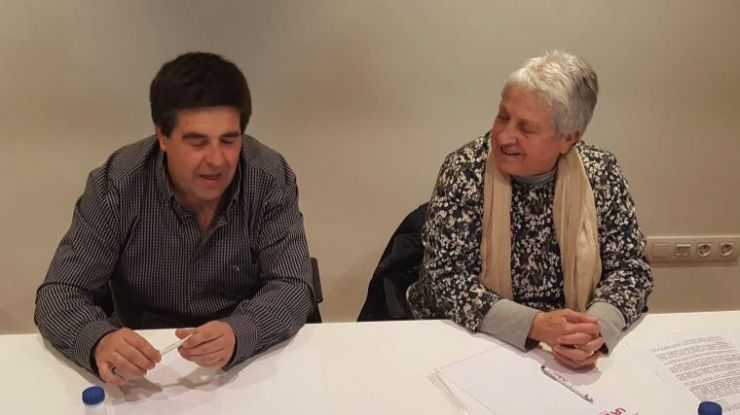 UPyD Ávila felicita a Inmaculada Ruiz por su nombramiento como Defensora del Mayor