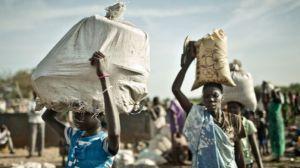 La erradicación del hambre pasa por el fin de las guerras