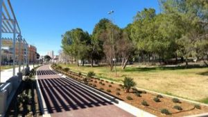 El parque de Benimámet abierto al uso