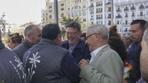 Puig señala la autenticidad que 'fortalece el espíritu' de la fiesta fallera
