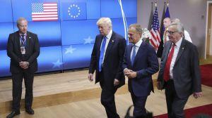 Escolano busca frente común en la UE frente a Trump