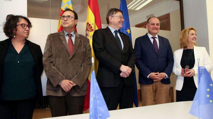 La Generalitat estima un retorno de 264 millones de euros con su plan de mejora de captación de fondos europeos