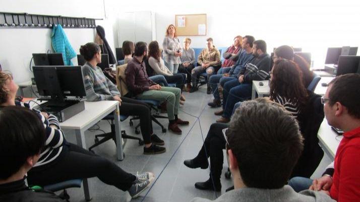 Castellón entrena a 20 personas en búsqueda de empleo en un programa innovador en la lucha contra el paro