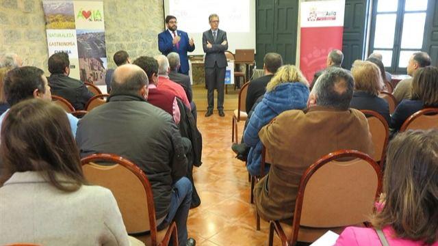 Diputación de Ávila y Junta formarán en nuevas tecnologías a emprendedores de medio rural