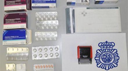 Detenida en Ávila una médico que falsificaba recetas de antidepresivos con el sello de una compañera
