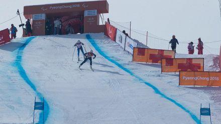 Santacana y Galindo consiguen la segunda medalla para España