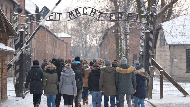 Auschwitz: El pasado en el presente