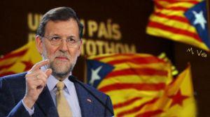 Rajoy cree que el 155 pacifica Cataluña