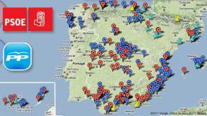 España inició causas contra 411 personas en 2017